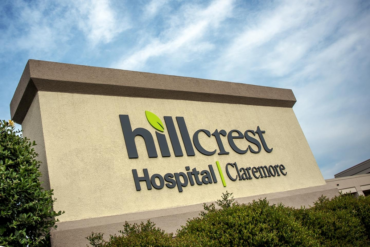 Contact Us   Hillcrest Hospital Claremore in Claremore, Oklahoma